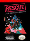 Rescue: The Embassy Mission - NES (cartridge only)