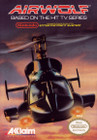 Airwolf - NES (cartridge only)