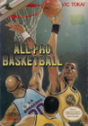 All-Pro Basketball - NES (cartridge only)