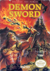 Demon Sword - NES - Cartridge Only