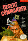 Desert Commander - NES (cartridge only)
