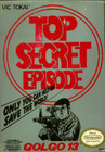 Golgo 13 Top Secret Episode - NES (cartridge only)