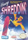 Heavy Shreddin' - NES (cartridge only)