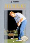 Jack Nicklaus Greatest 18 Holes Of Major Championship Golf - NES (cartridge only)