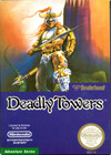 Deadly Towers - NES - Cartridge Only