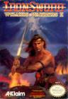 Iron Sword: Wizards & Warriors II - NES (cartridge only)