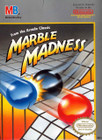 Marble Madness - NES - Cartridge Only