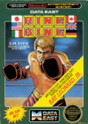 Ring King - NES (cartridge only)