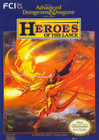 Advanced Dungeons & Dragons: Heroes Of The Lance - NES (cartridge only)