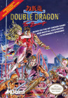Double Dragon II - NES (cartridge only)