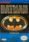 Batman - NES - Cartridge Only