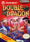 Double Dragon - NES (cartridge only)
