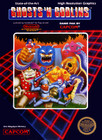 Ghosts 'N Goblins - NES (cartridge only)