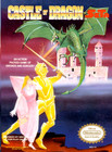 Castle Of Dragon - NES (cartridge only)
