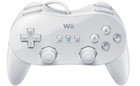 Nintendo Wii OEM Classic Controller Pro - Used (White)