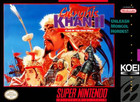 Genghis Khan II: Clan Of The Gray Wolf - SNES (cartridge only)
