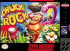 Chuck Rock - SNES (cartridge only)