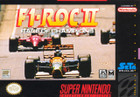 F1-Roc II: Race Of Champions - SNES (cartridge only)