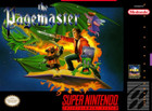 The Pagemaster - SNES (cartridge only)