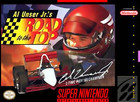 Al Unser Jr.'s Road To The Top - SNES (cartridge only)