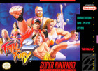 Fatal Fury 2 - SNES (cartridge only)