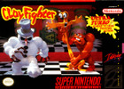 Clayfighter - SNES (cartridge only)
