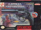 Lethal Enforcers - SNES (cartridge only)