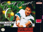 Jimmy Connors Pro Tennis Tour - SNES (cartridge only)