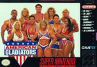 American Gladiators - SNES (cartridge only)