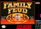 Family Feud - SNES (cartridge only)