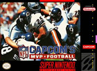 Capcom's MVP Football - SNES (cartridge only)