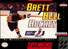 Brett Hull Hockey - SNES (cartridge only)