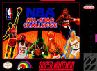 NBA All-Star Challenge - SNES (cartridge only)