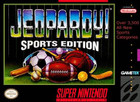 Jeopardy Sports Edition - SNES (cartridge only)