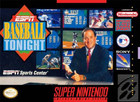 ESPN Baseball Tonight - SNES (cartridge only)