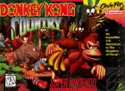 Donkey Kong Country - SNES  (cartridge only)