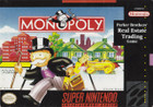 Monopoly - SNES  (cartridge only)