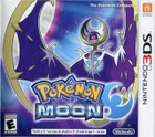 Pokemon Moon - 3DS (Cartridge Only)