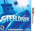 Steel Diver - 3DS (Used)