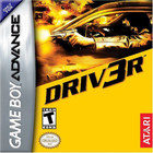 DRIV3R Driver 3 - GBA (Cartridge Only)