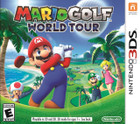 Mario Golf: World Tour - 3DS (Used, With Book)