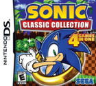 Sonic Classic Collection - DS (Cartridge Only)