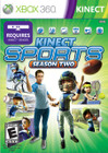 Kinect Sports: Season Two - Xbox 360 (Disc Only)