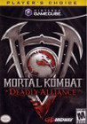 Mortal Kombat Deadly Alliance - GameCube [Brand New]