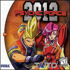 Psychic Force 2012 - Dreamcast (Used)