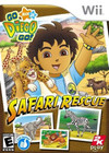 Go, Diego, Go!: Safari Rescue - Wii (Disc Only)