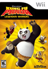 Kung Fu Panda: Legendary Warriors - Wii (Disc Only)