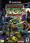 Teenage Mutant Ninja Turtles 2: Battle Nexus - Gamecube (Disc Only)