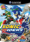 Sonic Riders - Gamecube (Disc Only)