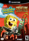 SpongeBob SquarePants: Creature from the Krusty Krab - Gamecube (Disc Only)